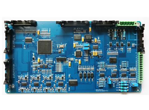 大功率高频开关电源控制器